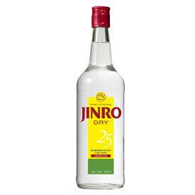眞露 JINRO DRY (ジンロ ドライ) 25度 700ml【家飲み】 『FSH』