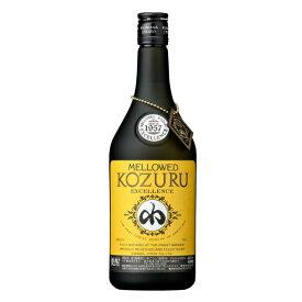 【長期熟成米焼酎】メローコヅル エクセレンス 41度 700ml【小正醸造】【小鶴】【メローコズル】