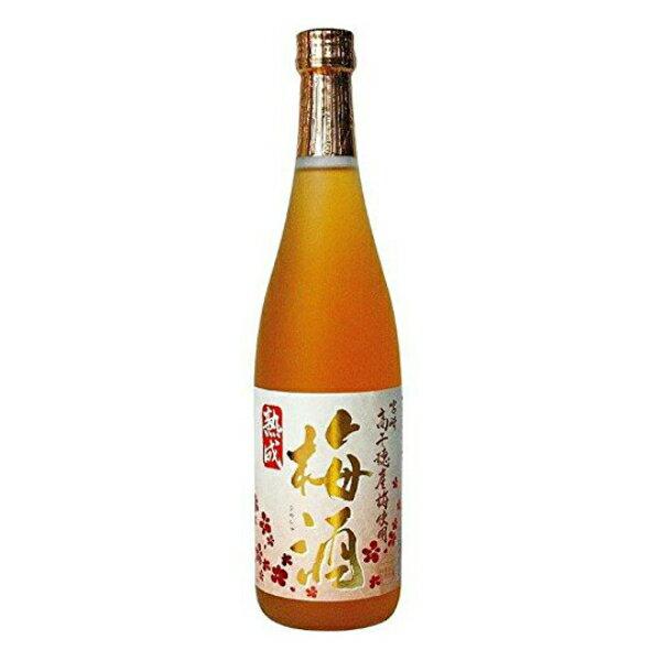 宮崎 高千穂産梅酒 熟成 720ml【高千穂酒造】