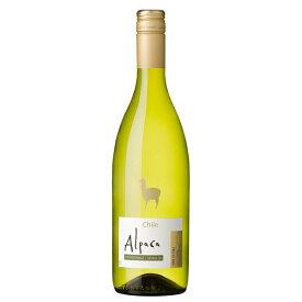 サンタヘレナ アルパカ シャルドネ セミヨン 白 750ml【チリワイン】【家飲み】 『FSH』
