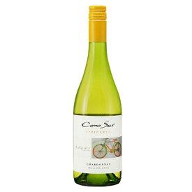 コノスル シャルドネ ヴァラエタル白750ml【チリワイン】【家飲み】