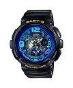 【正規品】 CASIO BABY-G カシオ ベビーG ビーチトラベラー レディース腕時計 BGA-190GL-1BJF