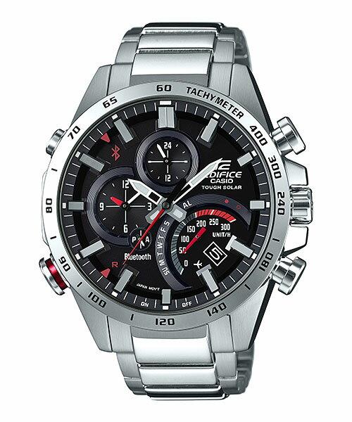 【正規品】 CASIO EDIFICE カシオ エディフィス スマホ対応 Bluetooth メンズ腕時計 EQB-501XD-1AJF