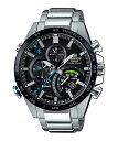 【正規品】 CASIO EDIFICE カシオ エディフィス スマホ対応 Bluetooth メンズ腕時計 EQB-501XDB-1AJF