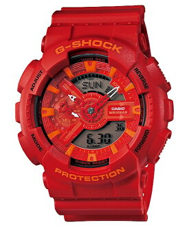 CASIO G-SHOCK Casio G-Shock Blue and Red Series (the blue & red series) GA-110AC-4AJF