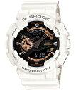 【正規品】CASIO G-SHOCK カシオ Gショック Rose Gold Series ローズゴールドシリーズ メンズ腕時計 GA-110RG-7AJF