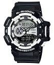 【正規品】CASIO カシオ G-SHOCK Gショック ハイパーカラーズ メンズ腕時計 GA-400-1AJF