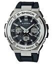 【正規品】 CASIO G-SHOCK カシオ Gショック G-STEEL Gスチール メンズ腕時計 GST-W110-1AJF