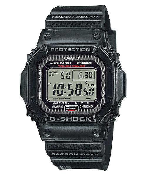 【正規品】 CASIO カシオ G-SHOCK Gショック カーボンファイバーインサートバンド メンズ腕時計 GW-S5600-1JF