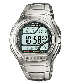 国内正規品 CASIO WAVE CEPTOR カシオ ウェーブセプター メンズ腕時計 WV-58DJ-1AJF