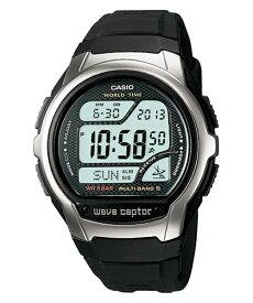 国内正規品 CASIO WAVE CEPTOR カシオ ウェーブセプター メンズ腕時計 WV-58J-1AJF