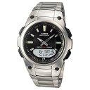 【特価】国内正規品 CASIO WAVE CEPTOR カシオ ウェーブセプター メンズ腕時計 WVA-109HDJ-1AJF
