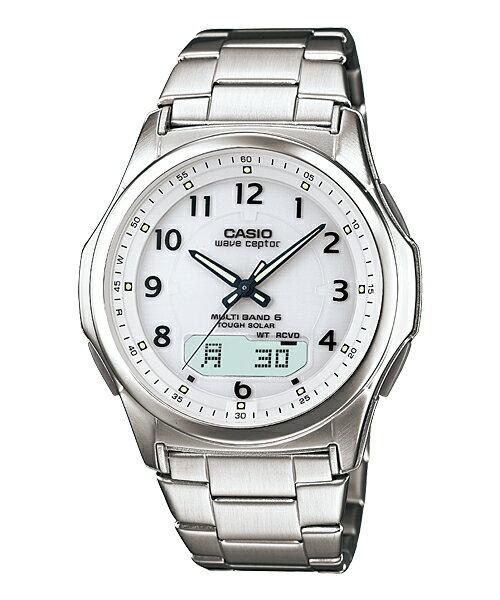 【特価】国内正規品 CASIO カシオ WAVE CEPTOR ウェーブセプター 電波ソーラー メンズ腕時計 WVA-M630D-7AJF
