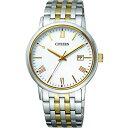 サイズ調整無料 CITIZEN シチズン CITIZEN Collection シチズンコレクション ペアエコドライブ メンズ腕時計 BM6774-51C