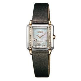 CITIZEN L シチズン エル エコドライブ ソーラー レディース腕時計 EG7068-16D