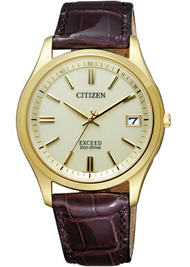 CITIZEN EXCEED シチズン エクシード エコドライブ電波時計 メンズ腕時計 EAG74-2942