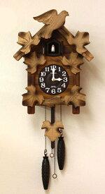 RHYTHM リズム時計 クロック 掛け時計 鳩時計 カッコークロック カッコーメイソンR 4MJ234RH06 (4MJ234-A06の新モデル)
