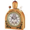 RHYTHMリズム時計クロックとなりのトトロ目覚まし時計キャラクター時計トトロR455N4RA455MN06
