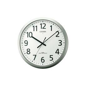 CITIZEN シチズン リズム時計 クロック 電波掛け時計 パルフィス484 8MY484-019