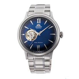 ORIENT オリエント クラシック 機械式 シースルーバック メンズ腕時計 RN-AG0017L