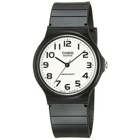 国内正規品 CASIO STANDARD カシオ スタンダード ユニセックス腕時計 MQ-24-7B2LLJF
