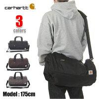 CARHARTTカーハートバッグボストンバッグショルダーバッグダッフルバッグ大容量(全3色)