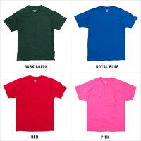 チャンピオンTシャツCHAMPIONT-SHIRTSメンズ大きいサイズUSAモデルchampiont-shirts無地ワンポイントロゴ半袖tシャツあす楽