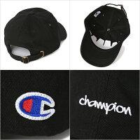 チャンピオンキャップローキャップメンズレディースCHAMPION帽子ロークラウンLOWCAPGOLFゴルフストラップバックSTRAPBACKDAD
