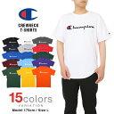 【2枚までメール便送料180円】 チャンピオン Tシャツ CHAMPION T-SHIRTS メンズ 大きいサイズ USAモデル ロゴ 半袖 レ…