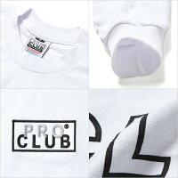 プロクラブロンTPROCLUBTシャツ長袖Tシャツボックスロゴメンズ大きいサイズレディースビッグシルエットあす楽