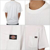 DICKIESディッキーズTシャツT-SHIRTSポケットTシャツPOCKETT-SHIRTSUSAモデルメンズレディース(5色)