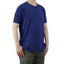 バーク Bark メンズ 半袖 サマー セーター 71B6006 253 BLUE ブルー系 メンズ【キャッシュレス 5% 還元】