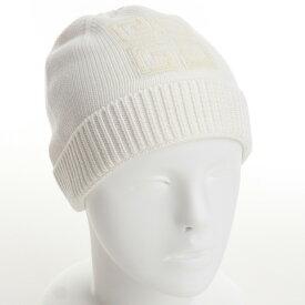 ジバンシー GIVENCHY レディース−? 帽子類 BGZ011 G02C 105 ホワイト系 bos-05 warm-02 レディース
