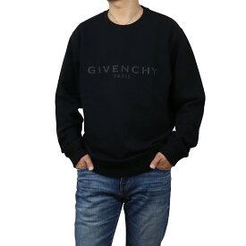 ジバンシー GIVENCHY メンズ トレーナー 3D スウェット BMJ07Z 30AF 001 BLACK ブラック メンズ bos-05 apparel-01