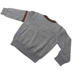 グッチ(GUCCI)ベビーセーター,ニット295166-X1196-1676グレー系【送料無料】
