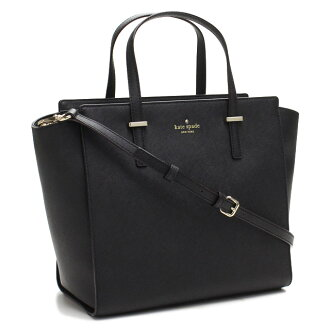 凯特铲 (凯特 · 丝蓓) 海登手提袋 PXRU5489-001 黑色
