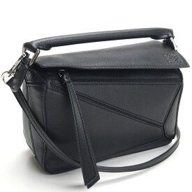 ロエベ LOEWE ハンドバッグ LOEWE PUZZLE BAG パズル 322.30.U95 1100 BLACK ブラック bos-35 bag-01 レディース