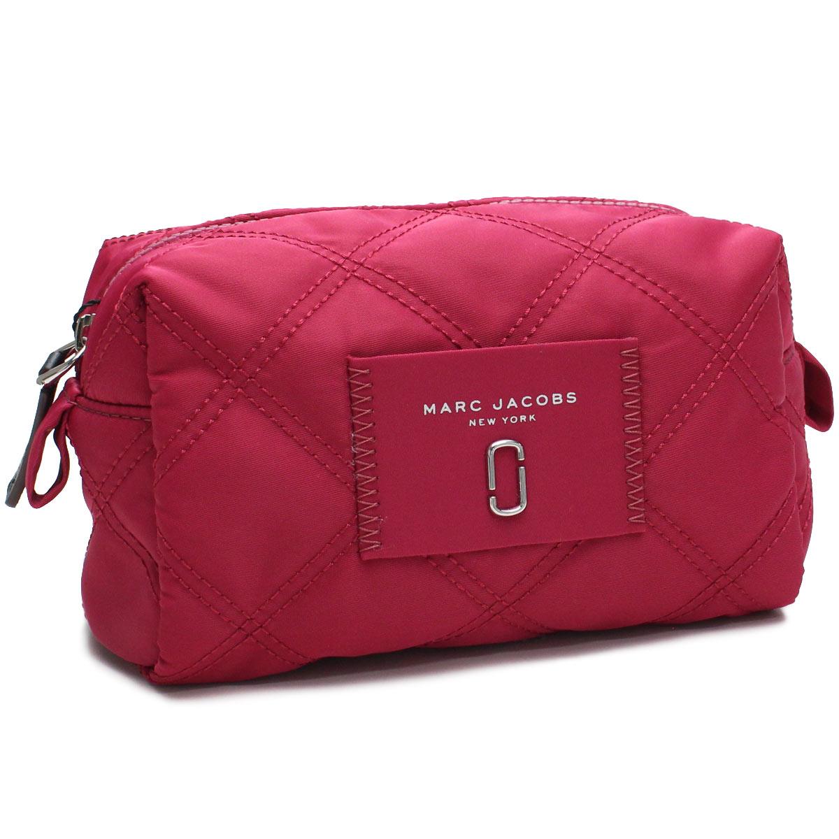 マーク・ジェイコブス MARC JACOBS ポーチ M0012158 655 RASPBERRY ピンク系 【レディース】【dl】brand