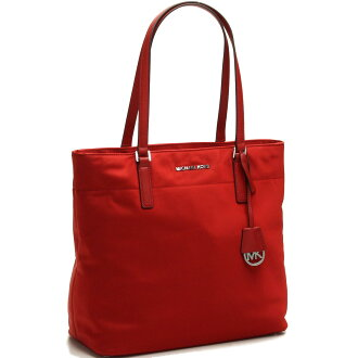 Michael Kors (MICHAEL KORS) MORGAN tote bag 30T5SOGT3C CHILI red series( taxfree/send by EMS/authentic/A brand new item )