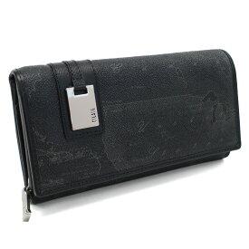 プリマクラッセ PRIMA CLASSE large Wallet 2つ折り長財布 W026 6426 BLACK ブラック レディース