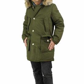 ウールリッチ WOOLRICH REGULAR ARCTIC PARKA ファーフード付きメンズダウンコート WO2208 FTO ライトカーキ メンズ ダウン ジャケット コート