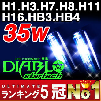 HID Kit H1 H3 H4 H7 H8 H10 H11 H16 HB3 HB4 PHILIPS burner adopt high-spec 35 W single bulb HID Kit ultra-small