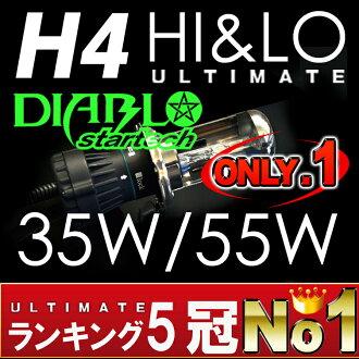 HID 키트 NEO 특허 구조 HID H4 키트 35W/55W (Hi/Low 대안적인) 4300K 6000K 8000K hid 벌브 릴레이 레즈 변경 가능