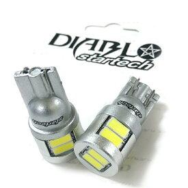 LEDバルブ T10 8W ヴェルファイア アルファード ハイエース led バルブ t10 カー用品 ledバルブ ポジションランプ ナンバー灯 ルームランプ ヘッドライト