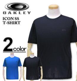 大きいサイズ メンズ OAKLEY(オークリー) トレーニング Tシャツ 半袖 ICON/XL XXL 送料無料 コンビニ受取対応商品【セール品のため返品交換不可】
