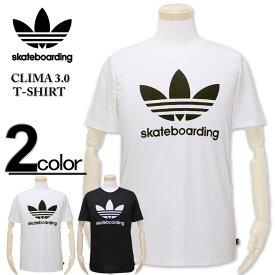 大きいサイズ メンズ adidas Skateboarding(アディダス スケートボーディング) CLIMA3.0 半袖Tシャツ XL 2XL 送料無料【コンビニ受取対応商品】