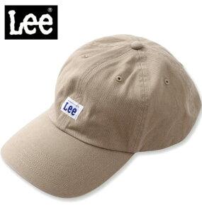 大きいサイズ メンズ Lee(リー) 綿ツイル6Pキャップ ベージュ 4L/63〜65cm 送料無料 コンビニ受取対応商品