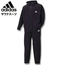大きいサイズ メンズ adidas(アディダス) COMBAT SPORTS サウナスーツ ブラック 3L 4L 5L 6L 8L 送料無料 コンビニ受取対応商品