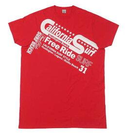 【全品ポイント10倍】大きいサイズ メンズ Mc.S.P 10LビッグTシャツ レッド 10L コンビニ受取対応商品