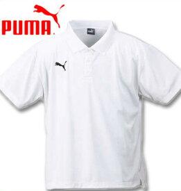 大きいサイズ メンズ PUMA(プーマ) 半袖ポロシャツ ホワイト 5XL/3L 6XL/4L 7XL/5L 8XL/6L 送料無料【コンビニ受取対応商品】